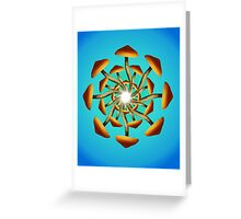 Calender Cover Design Greeting Card