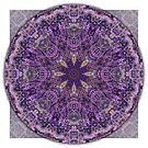Crown Chakra Mandala 1 by haymelter