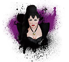 An Evil Queen by RegallyEvil
