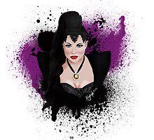 An Evil Queen by RegallyEvil