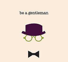 be a gentleman by jaelljaell