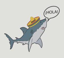 Hola de shark by Chasingbart