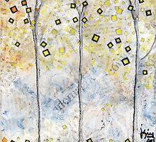 automnal jaune- fall yellow by Julie  Savard