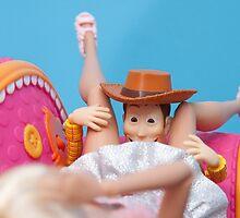 Woody Muff Diving by TolgaCetin