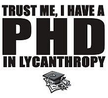 PHD in Lycanthropy by Amy Mancini