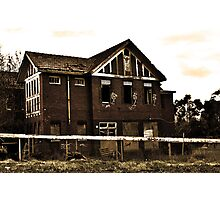 Abandoned Building 1 Photographic Print