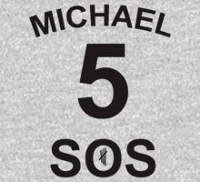 5 sos  Michael  T-Shirts & Hoodies by valenca