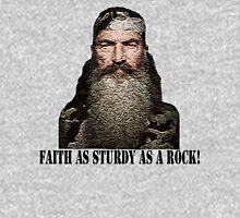 Faith as Sturdy as a Rock  Unisex T-Shirt