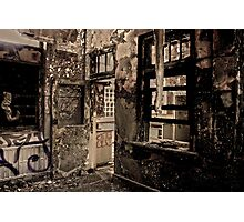 Abandoned Building 9 Photographic Print