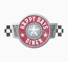 Happy Days Diner by lingus