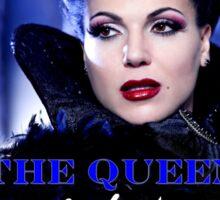 Lana Parrilla (Evil Queen ) Sticker
