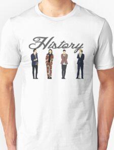 One Direction 9 Unisex T-Shirt