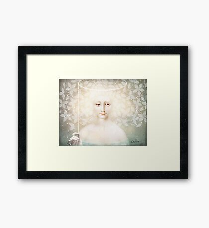 Das Christkind Framed Print