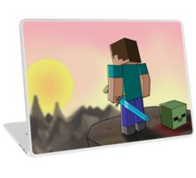 Minecraft Laptop Skin