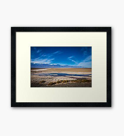 : Death Valley : Framed Print
