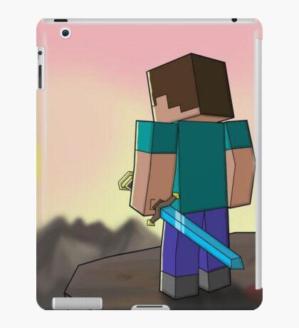Minecraft iPad Case/Skin