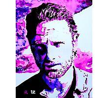Walking Dead Rick Grimes Photographic Print