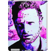 Walking Dead Rick Grimes iPad Case/Skin