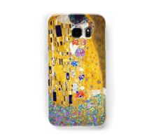 Gustav Klimt - The Kiss Samsung Galaxy Case/Skin