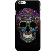 Colorskull iPhone Case/Skin