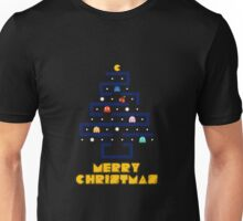 Merry Pac-Mas Unisex T-Shirt