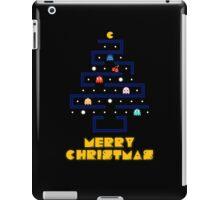 Merry Pac-Mas iPad Case/Skin