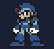 8-bit Megaman X by nonsoloart