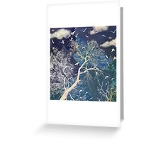 The Sky Greeting Card