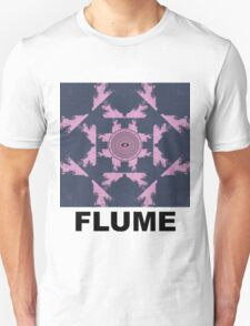 Flume - Album Cover.  T-Shirt