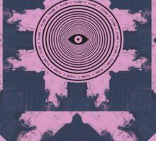 Flume - Album Cover.  Sticker