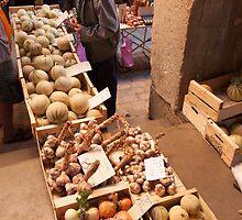 Au marché by Christopher Cullen