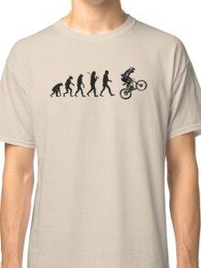 Biker Evolution Classic T-Shirt