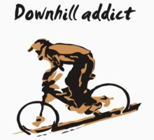 Downhill Addiction by The Flaming  Potato