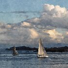 Sailing by DARREL NEAVES