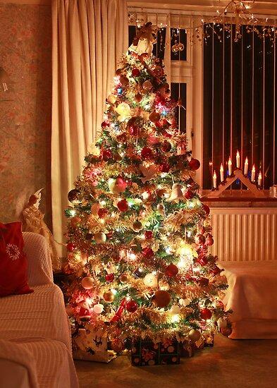 Christmas Tree 2013 by AnnDixon