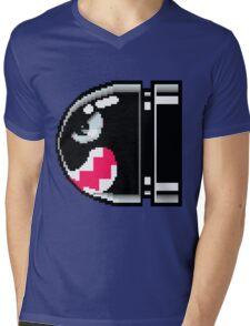 Bullet Mens V-Neck T-Shirt