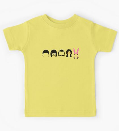 Top Seller - The Belcher's: shirt sizes now available! Kids Tee
