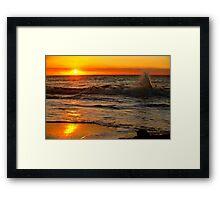 Bunbury  Framed Print