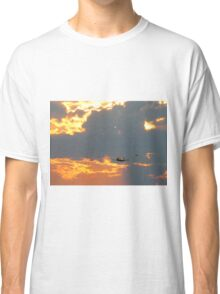 T-28 Trojan Trainer Fighter Plane Classic T-Shirt