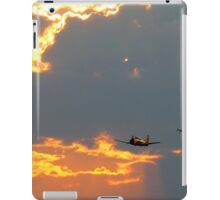 T-28 Trojan Trainer Fighter Plane iPad Case/Skin