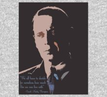 Enoch 'Nucky' Thompson Quote - Boardwalk Empire by Marjuned