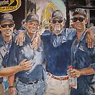 Nascar Homies by Jennifer Ingram