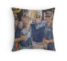 Nascar Homies Throw Pillow