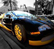 Bugatti Veyron by Engagephotos23