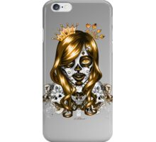 Gold Queen iPhone Case/Skin