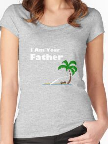 I am Your Father..... Women's Fitted Scoop T-Shirt
