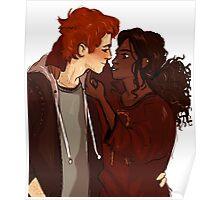 Ron Weasley & Hermione Granger  Poster