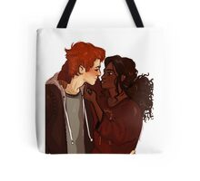 Ron Weasley & Hermione Granger  Tote Bag