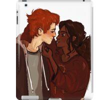 Ron Weasley & Hermione Granger  iPad Case/Skin