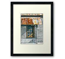 Carolina Gingerbread Framed Print